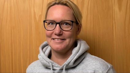 Johanna Fredman är Alvik Baskets nya Ordförande!