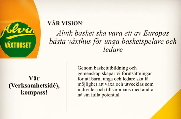 Vad gör de i Alvik Baskets styrelse?