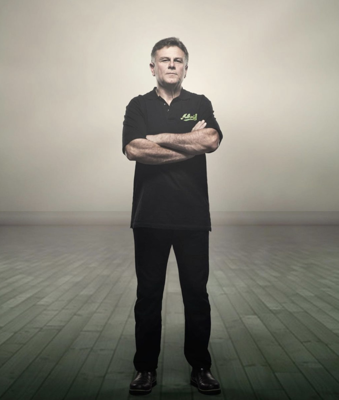 Fotios Ioannidis är klar för nästa säsong!