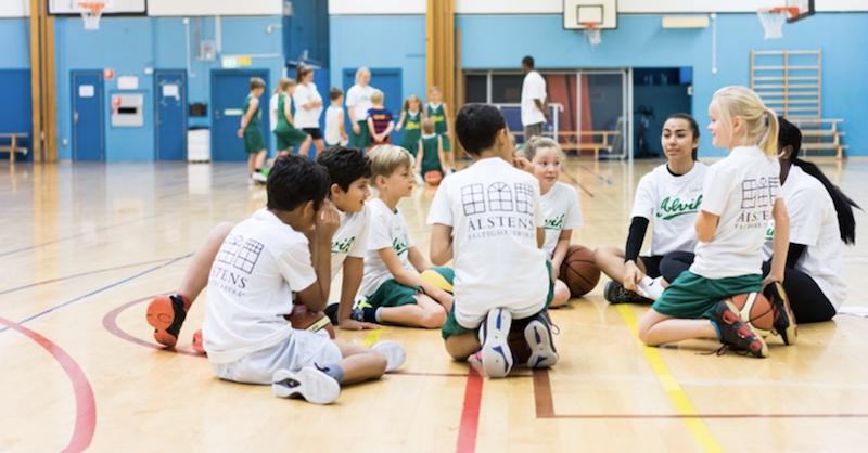 Alvik basket Camp 2021