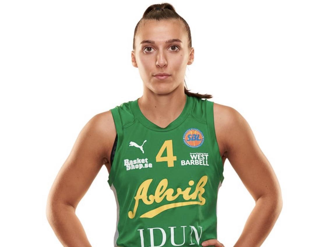Anna Stern ser fram emot nästa säsong