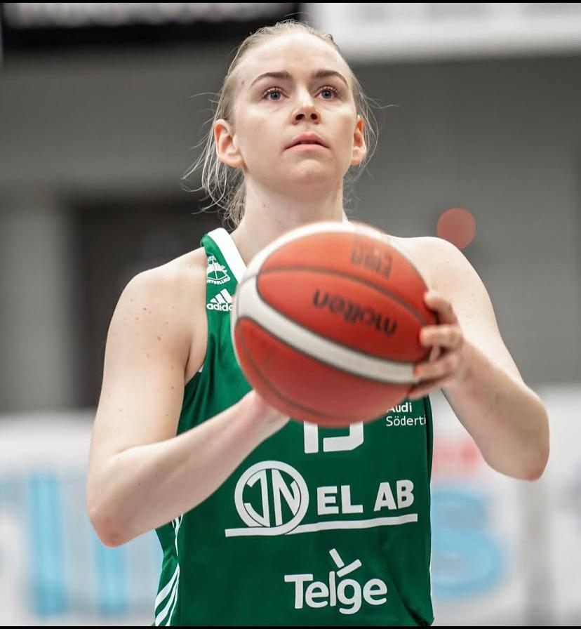 Välkommen till Alvik, Mikaela Gustafsson!